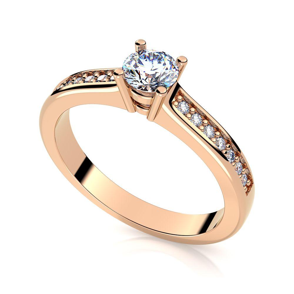Verlobungsring Vr05 333er Rotgold 2956 Juwelier Schmuck